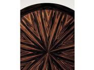 Round wooden table SC1027 - OAK Industria Arredamenti