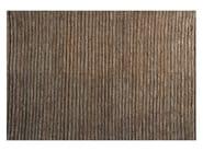 Solid-color rectangular rug CARAVANE - Toulemonde Bochart