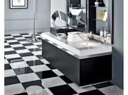 Bathroom cabinet with drawers GEORGE | Bathroom cabinet - FALPER