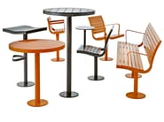 High chair PARCO | High chair - Nola Industrier
