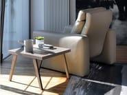 Square coffee table for living room DAVID - Bontempi Casa