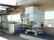 Overhead platform PENTAGONAL BMU - Pentagonal