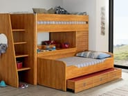 High bed MAJESTIC | Bunk bed - GAUTIER FRANCE