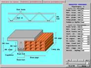 Slab calculation CDF Win - S.T.S. SOFTWARE TECNICO SCIENTIFICO