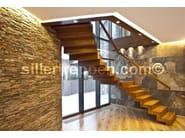zig zag design staircase