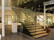 commercial stairs, Poltrona Frau