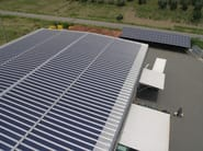 Monitoring system for photovoltaic system SOLAR DECK - ISCOM