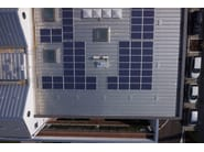 Support for photovoltaic system SOLAR CLIMPO - ISCOM