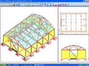 Foundation calculation (plinth, slab, ground beam) / Pile and micropile calculation CDP Win - S.T.S. SOFTWARE TECNICO SCIENTIFICO