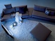 Corner sofa ITACA | Fabric sofa - Bontempi Casa