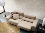 2 seater sofa KLAUS | Fabric sofa - Bontempi Casa
