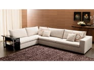 Sofa with removable cover LAZAR | Corner sofa - Bontempi Casa