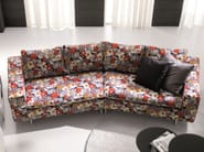 3 seater fabric sofa PLANET 160° - Bontempi Casa