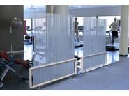 Room divider SPAGHETTI WALL - HOWE