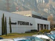 Nuova sede Cantine Ferrari, Trento