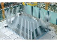 Bar steel Fence MILL HARBOUR - GRIDIRON GRIGLIATI