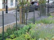 Bar steel Fence GIOVE - GRIDIRON GRIGLIATI