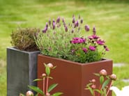 Planter Planters rusty appearance - IMAGE'IN by ATELIER SO GREEN