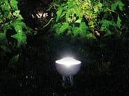 LED adjustable polycarbonate Floor lamp QUID | Floor lamp - Lombardo