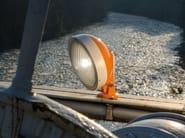 LED adjustable polycarbonate Floor lamp QUID | Adjustable Floor lamp - Lombardo