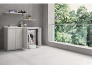 Outdoor laundry room cabinet with sink BRACCIO DI FERRO | Laundry room cabinet with sink - Birex