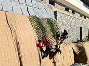 Roof garden system TERRE ARMATE - Perlite Italiana