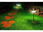 LED PMMA Floor lamp CLAMP 60 LARGE - Lombardo