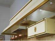 Wall-mounted cooker hood CPF004   Cooker hood - Officine Gullo
