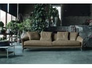 Leather sofa LAND - ALIVAR