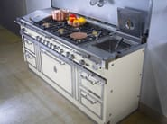 Steel cooker OG188 | Cooker - Officine Gullo