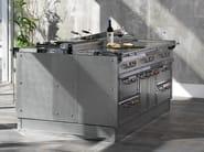 Steel cooker OG188F | Cooker - Officine Gullo