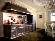Linear custom kitchen ARTIMINO PALACE - Officine Gullo