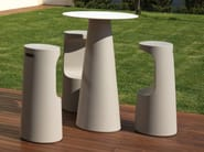 Garden table FURA | Table - PLUST Collection by euro3plast