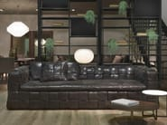 Nabuk sofa THEODORE - Giulio Marelli Italia