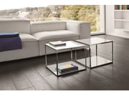Low square coffee table PITAGORA - Dall'Agnese