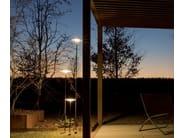 LED aluminium Floor lamp CHIODO - Platek