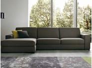 3 seater fabric sofa EMOTION | 3 seater sofa - Dall'Agnese