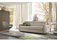 2 seater fabric sofa bed ZOOM MIDI - Dall'Agnese