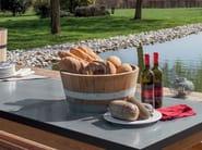 Wooden bread bin CATÌ | Bread bin - Minacciolo