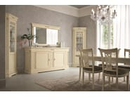 Lacquered sideboard with doors TIFFANY | Lacquered sideboard - Dall'Agnese