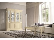 Lacquered display cabinet TIFFANY | Lacquered display cabinet - Dall'Agnese