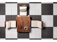 Solid wood garden armchair SUAR | Easy chair - Il Giardino di Legno