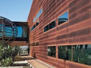 Steel Panel for facade HT INFINITIES - SECCO SISTEMI
