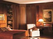 Corner wooden wardrobe custom UNICO | Corner wardrobe - Dall'Agnese
