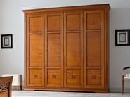 Cherry wood wardrobe BOHEMIA   Wardrobe - Dall'Agnese