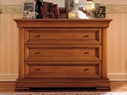 Cherry wood chest of drawers CHOPIN | Chest of drawers - Dall'Agnese