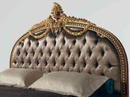 Louis XVI double bed with tufted headboard MG 6762 - OAK Industria Arredamenti
