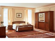 Cherry wood double bed VENEZIA | Double bed - Dall'Agnese