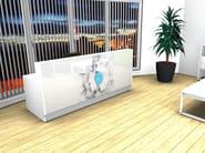 Reception desk LINEA | Reception desk - MDD