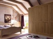 Wooden bedroom set TABIÀ T06 - Scandola Mobili